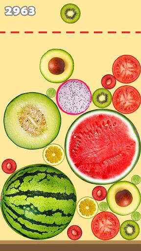 Fruit Merge Mania - Watermelon Merging Game 2021 apkdebit screenshots 14