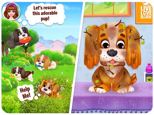 Puppy Pet Vet Salon And Daycare Activities 3.0.3 screenshots 5
