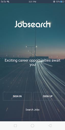 Jamaica Jobs - Job Search v5.0 screenshots 1