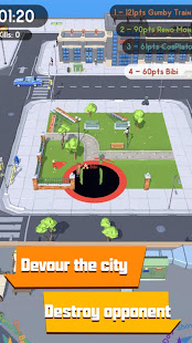 Color Hole Farm City