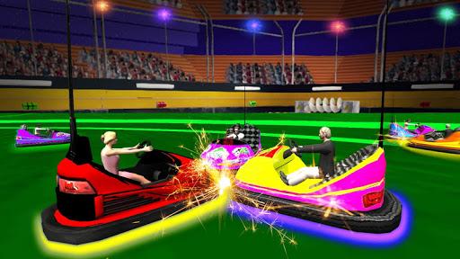 Light Bumping Cars Extreme Stunts: Bumper Car Game  screenshots 9