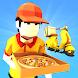 ピザ配達少年ラッシュ:都市運転シミュレーター - Androidアプリ