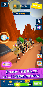 Idle Life Tycoon : Horse Racing Game MOD (Unlimited Money) 2