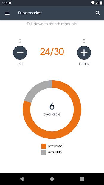 Counter-App screenshot 2