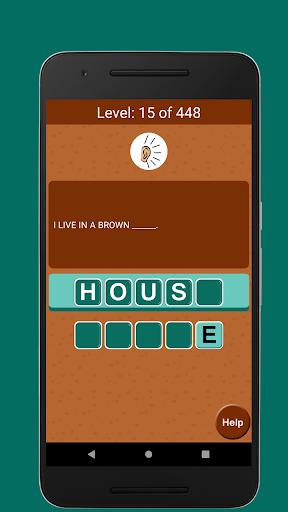 Jumble Word Game - Correct the Spelling 1.5 screenshots 5