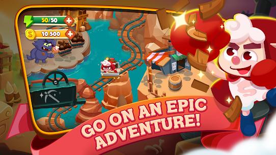 Sheepong : Match-3 Adventure 9