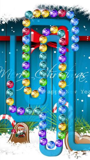 Télécharger Gratuit Santa Bubble Shooting Game APK MOD (Astuce) screenshots 2