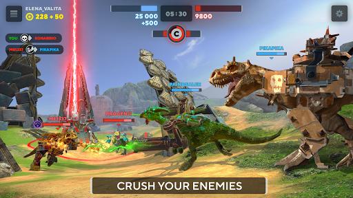 Dino Squad: TPS Dinosaur Shooter 0.11.0 screenshots 2