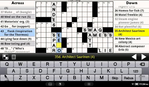 Crossword Light 2.4.5.1 screenshots 11