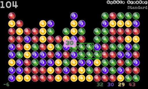 Classic Bubble Breaker(free) screenshots 2