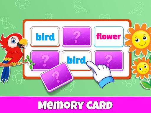 Sight Words - PreK to 3rd Grade Sight Word Games 1.0.6 Screenshots 13