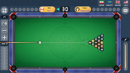 9 ball billiards Offline / Online pool free game 80.60 screenshots 8