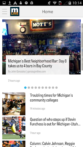 MLive.com 3.10.1 Screenshots 1