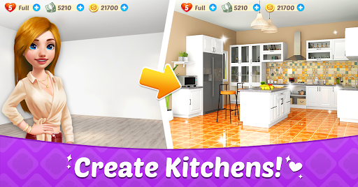 Home Design: My Lottery Dream House Makeover 1.1.5 screenshots 7