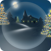 Silent Christmas Night Theme
