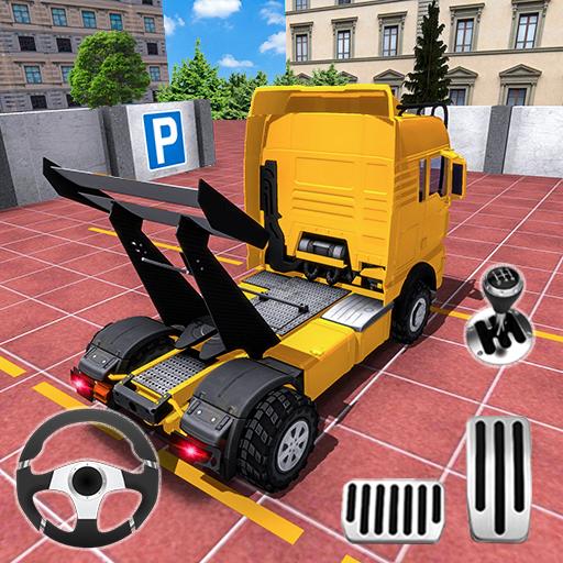 Truck Parking King Truck Games 2020