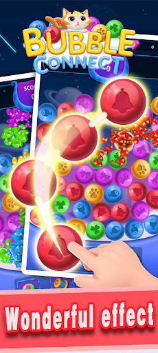 Bubble Connect - bubble match and puzzle game  screenshots 3