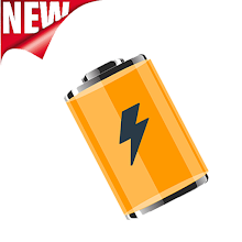 battery saver - fast charjing icon