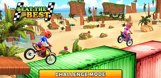 Beach Bike Stunts: Crazy Stunts and Racing Game 5