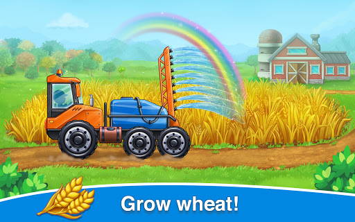 Farm land and Harvest - farming kids games 1.0.11 screenshots 13