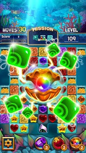 Jewel Abyss: Match3 puzzle 3