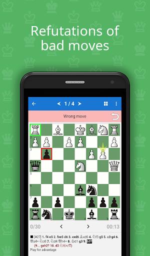 Chess Opening Lab (1400-2000)  screenshots 2