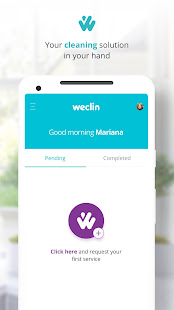 Weclin - Cleaning services