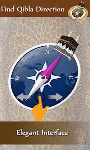 Qibla Compass – Find Direction 3