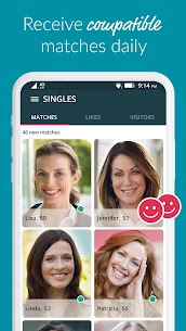 SilverSingles: Dating Over 50 Made Easy 3