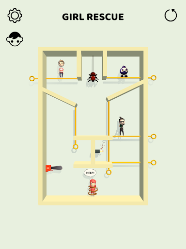 Pin Rescue - Pull the pin game! 2.2.9 screenshots 4