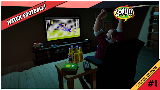 Angry Dad: Arcade Simulator Game  screenshots 1