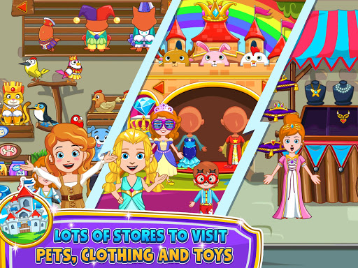 My Little Princess: Shops & Stores doll house Game  screenshots 8