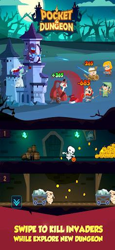 Pocket Dungeon  screenshots 2