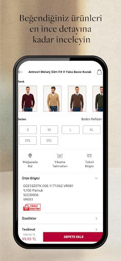 Pierre Cardin android2mod screenshots 4