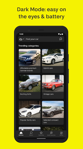 AutoScout24: Buy & sell cars screenshots 7