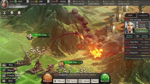 Threeu00a0Kingdomsu00a0Tactics  screenshots 7