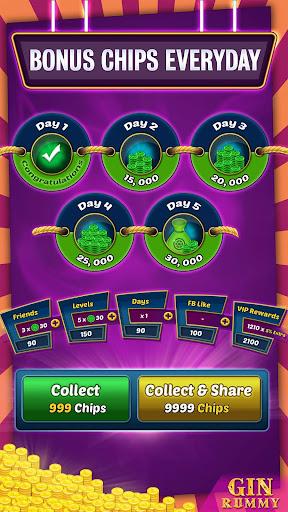 Gin Rummy Online - Multiplayer Card Game 14.1 screenshots 5