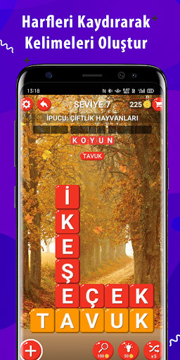 Kelime Avcu0131su0131 - internetsiz Kelime Oyunu - 2021  screenshots 3
