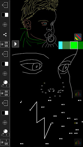 Dot to Dot Puzzles - Connect the Dots screenshots 12