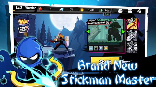 Stickman Master II: Dark Earldom apktram screenshots 2