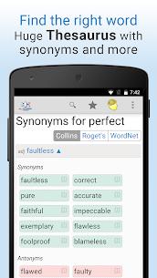 Dictionary Pro APK by TheFreeDictionary.com – Farlex 3