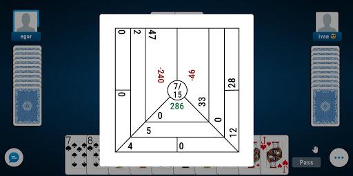 Preferans: Classic Online Card Game apkdebit screenshots 4