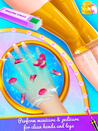 Princess nail art spa salon - Manicure & Pedicure screenshots 11