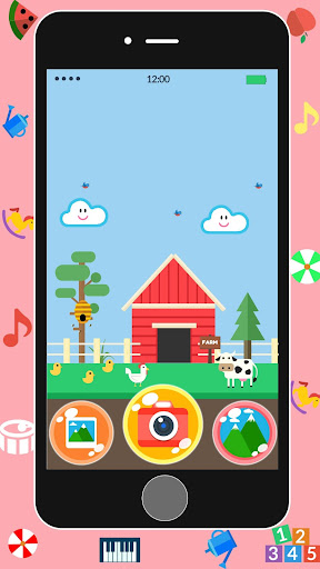 Baby Real Phone. Kids Game 2.1 Screenshots 4