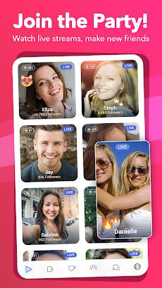 Clover - Live Stream Datingのおすすめ画像1