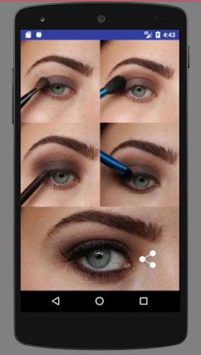 Eye Makeup 2020 Latest 1.4.5 screenshots 4