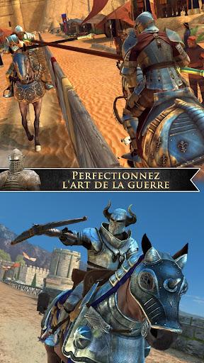 Rival Knights APK MOD – Monnaie Illimitées (Astuce) screenshots hack proof 2