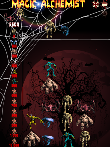 Magic Alchemist Halloween apkdebit screenshots 22