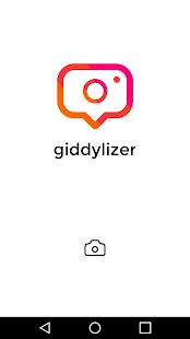 Giddylizer: notify icon stickers creator