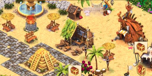 Volcano Island: Tropic Paradise 1.4.0 screenshots 6
